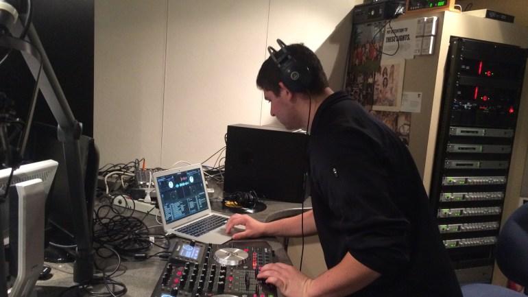 Student Radio Time: Week 4 DJB