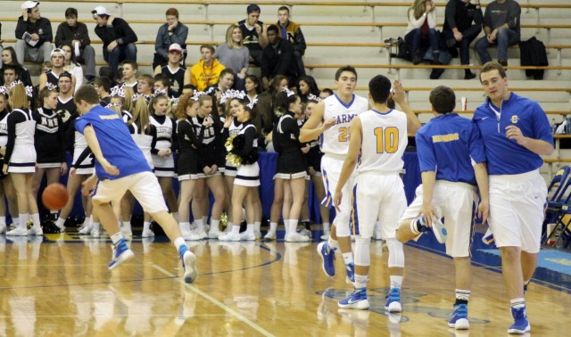 Carmel Boys Varsity Basketball: Game 3 vs. Noblesville