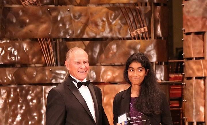 CHS Scholar Sreya Vemuri