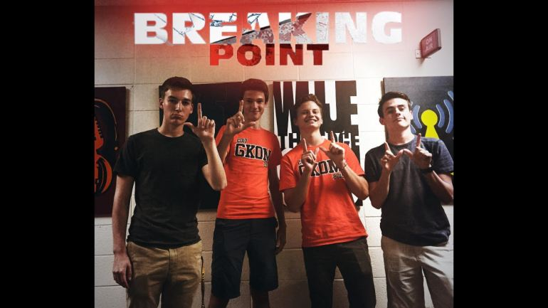 Not Jackson Ammons Anymore – The Breaking Point 64