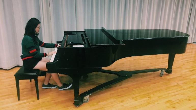 Aimee's Piano- StoryTime #1