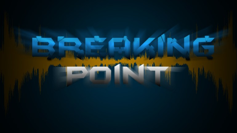 Breaking Point Week 79 : Diet Coke and Alligators