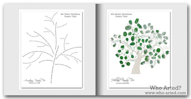 Baby Book Ideas Family Tree