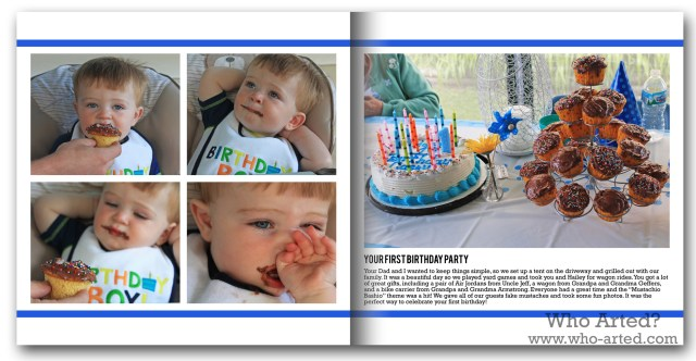 Baby Book Ideas Special Occasions