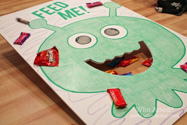 Feed the Monster 09