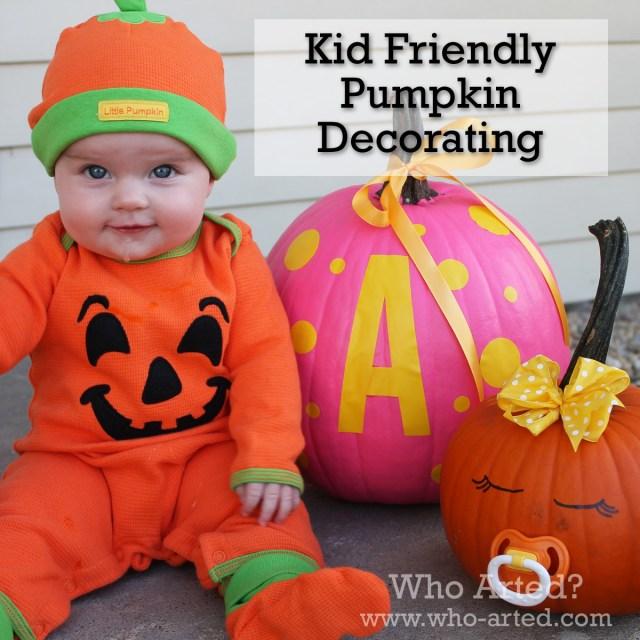 Pumpkin Decorating 01
