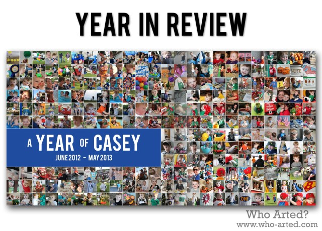 Yearly Photo Book, C1 Year in Review