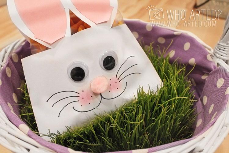 Easter Envelope Bunny Envelope Who Arted 07