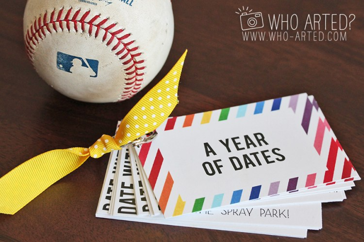 Year of Dates Who Arted 01