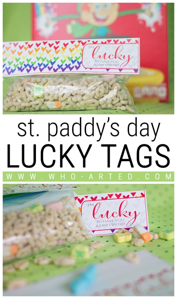 Lucky Snack Bags
