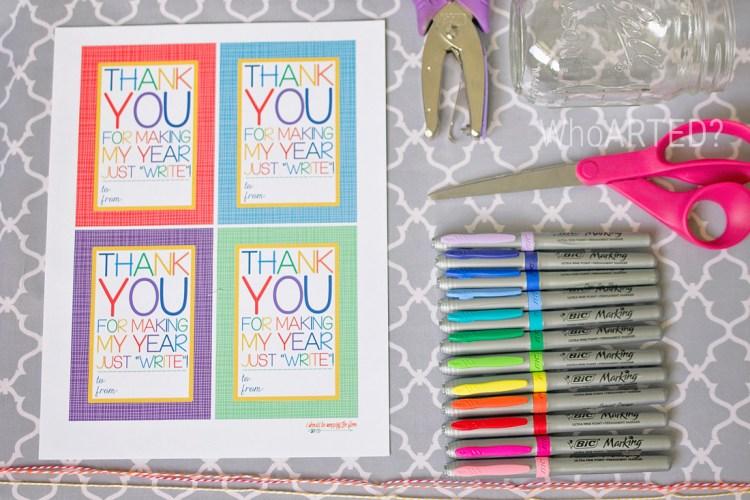 Teacher Appreciation Just Write 03