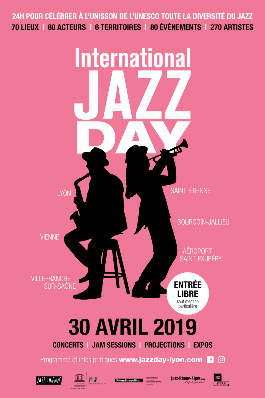 Affiche-Jazz-Day-Lyon-2019