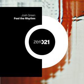 Josh_Green__Feel_the_RhythmFront-Cover