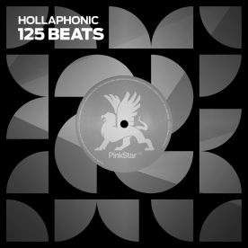 Hollaphonic__125_Beats__Front-Cover
