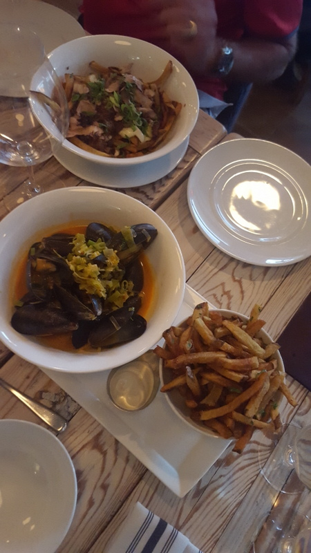 The Nash YYC: Moules and Poutine