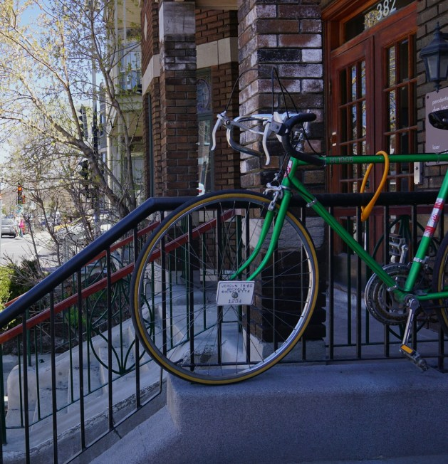 Plateau Montreal Bikes