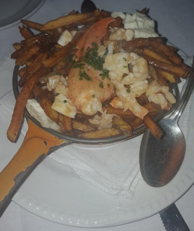 Garde Manger Lobster Poutine
