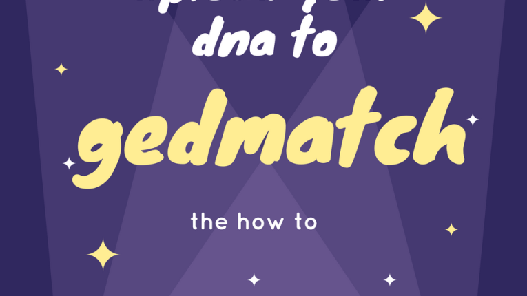 upload your dna to gedmatch