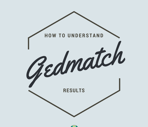 How to Understand Gedmatch Results