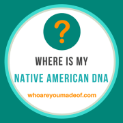 Why doesn't my Native American ancestry show up in my ethnicity results?