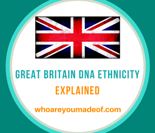 Great Britain DNA Ethnicity Explained - Who are You Made Of?