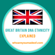 Great Britain DNA Ethnicity Explained