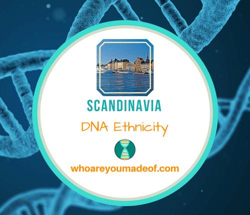 Scandinavia DNA Ethnicity