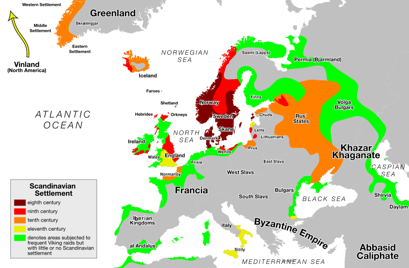 Scandinavia DNA Ethnicity - Who are You Made Of?