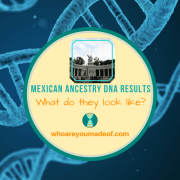 What do Mexican Ancestry DNA Results Look Like?