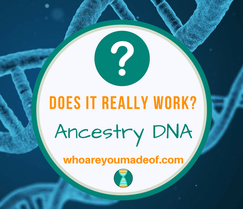 Does Ancestry DNA Really Work_