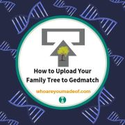 How to Upload Your Family Tree to Gedmatch