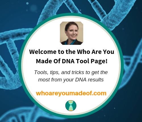 Welcome to Genetic Genealogy!(1)