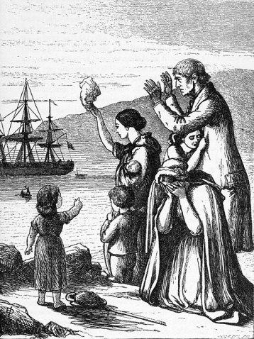 DNA descendants of the Irish diaspora