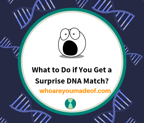 What to Do if You Get a Surprise DNA Match_