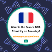 What is the France DNA Ethnicity on Ancestry?