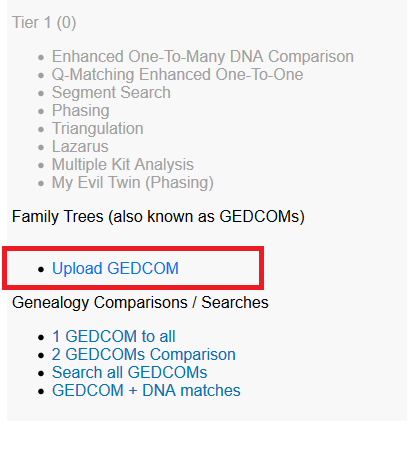 Gedmatch Genesis Frequently Asked Questions - Who are You Made Of?