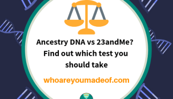 What Can You Learn From 23andMe Results - Who are You Made Of?