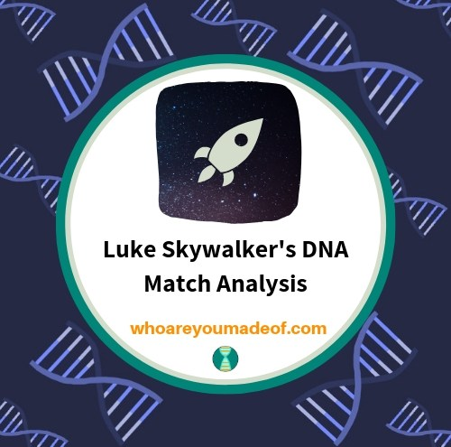 Luke Skywalker's DNA Match Analysis
