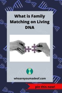 What is Family Matching on Living DNA(1)