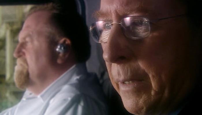 A011 Colin Spaull as Mr Crane in Rise of the Cybermen