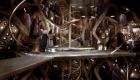 The TARDIS wardrobe. Gorgeous!