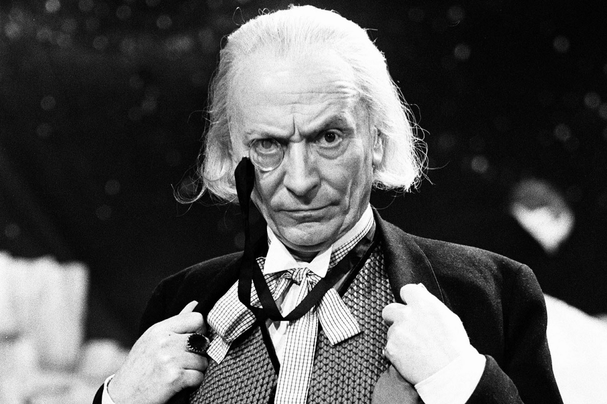 Risultato immagini per the first doctor