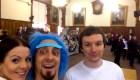 Mirimu Ponken Drew OxCon Oxford 2016 Comic Con WhoBackWhen