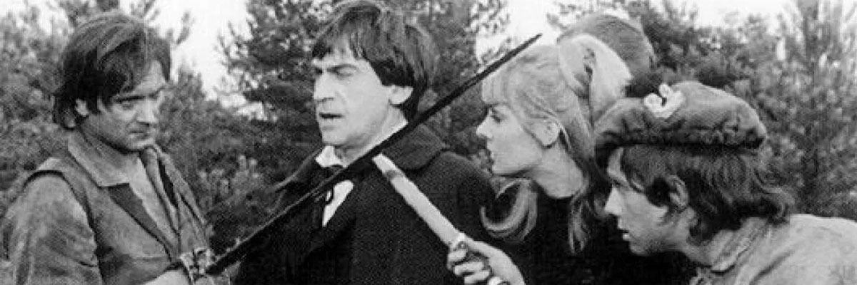 Classic Doctor Who Highlanders