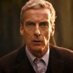 Peter Capaldi in Doctor Who Deep Breath