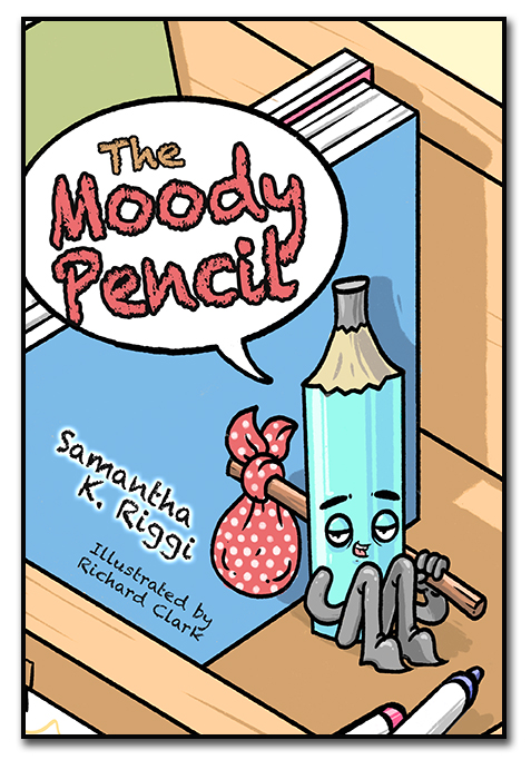 The Moody Pencil