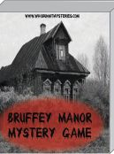 Bruffey Manor Mystery Game