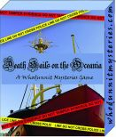 Death Sails on the Oceania: Set sail with death on a lovely cruise, where a spy may be around every corner