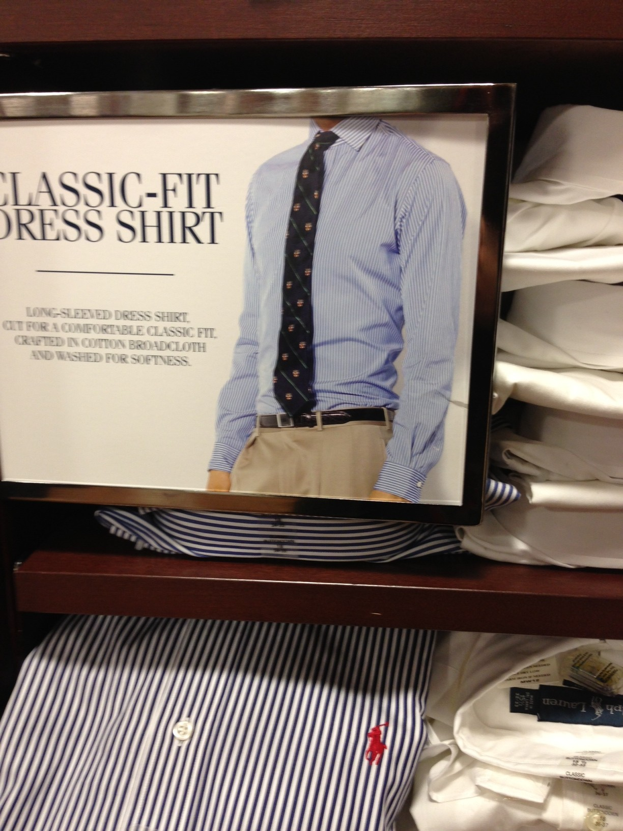 Clothing: Ralph Lauren and their Love of Photoshop