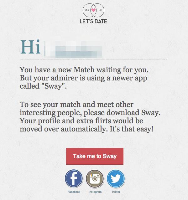 how do you delete your match com account